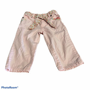 Wonder Kids 4T Pink Pants with Flowers